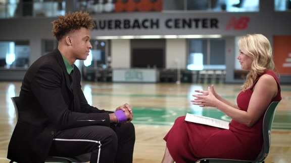 Get to Know Romeo Langford