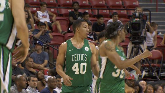 7/11 Summer League Recap: Grant Shows His Range