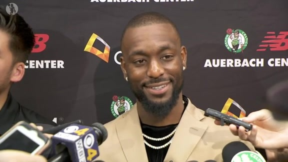 Kemba Walker Interview