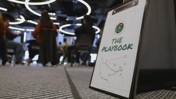 The Playbook Initiative 2018-19
