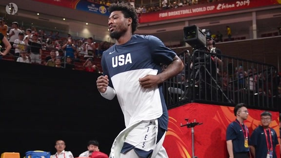 FIBA World Cup: US Tops Greece and Brazil