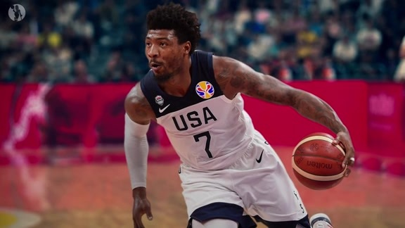 FIBA World Cup: Team USA Will Wrap Up Play Saturday