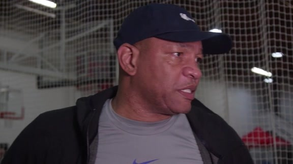 Practice Chat: Doc Rivers| 01/10/18