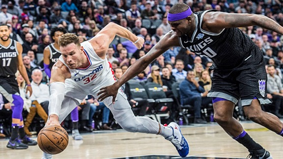 Clippers vs Kings Full Highlights | 01/11/18