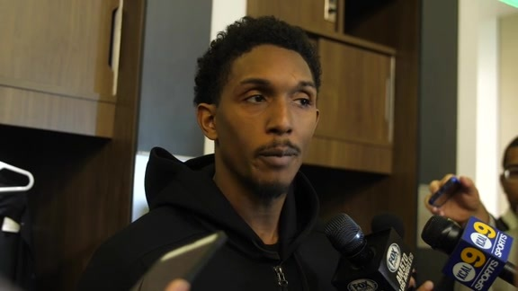 Postgame Sound: Lou Williams | 01/13/18