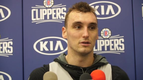 Practice Chat: Sam Dekker | 1/15/18