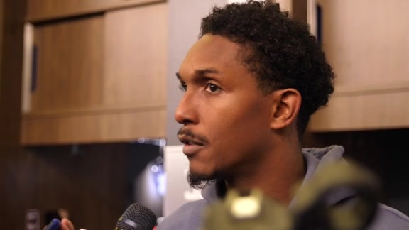 Postgame Sound: Lou Williams | 01/16/18