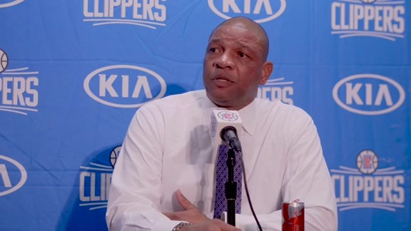 Postgame Sound: Doc Rivers | 01/16/18