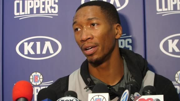 Practice Chat: Wesley Johnson | 1/17/18