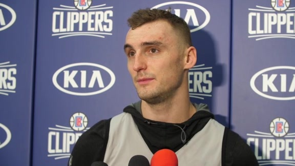 Practice Chat: Sam Dekker | 01/22/18