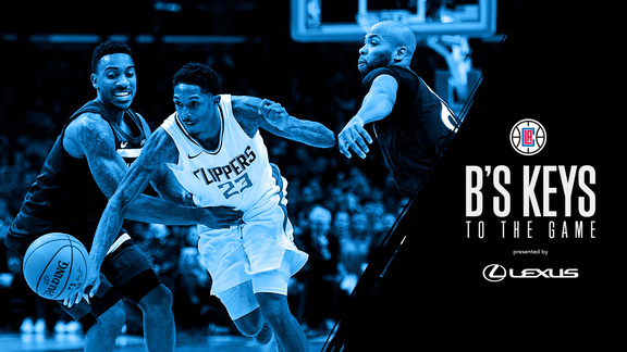 B's Keys: Clippers vs Timberwolves