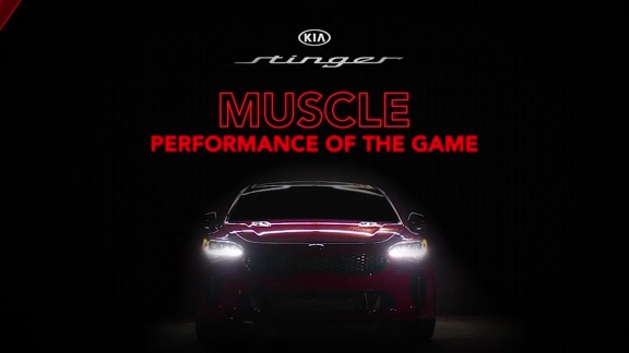 Kia Stinger: Muscle Performance of the Game