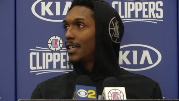 Practice Chat: Lou Williams | 02/07/18