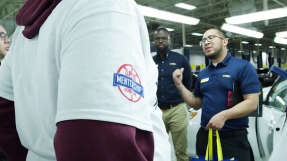 CarMax Community Mentorship | 1/31/18