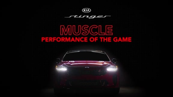Kia Stinger: Muscle Performance of the Game - Danilo Gallinari