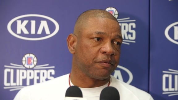 Practice Chat: Doc Rivers | 02/21/18