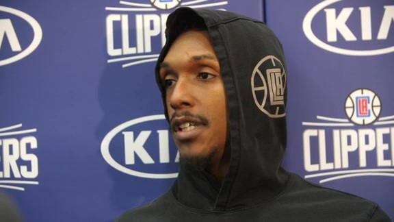 Practice Chat: Lou Williams | 03/08/18