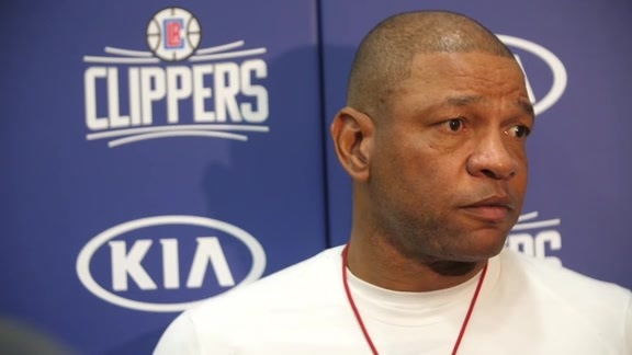 Practice Chat: Doc Rivers | 03/08/18