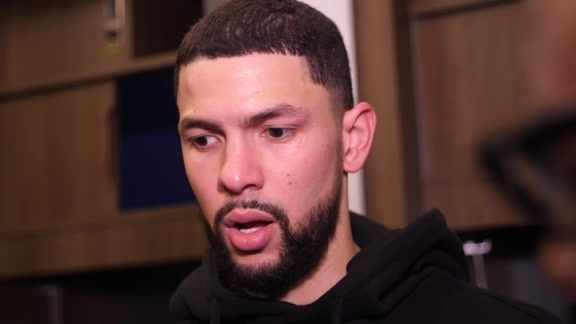 Postgame Sound: Austin Rivers | 03/18/18