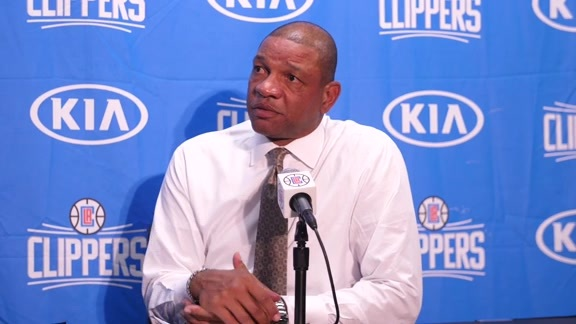 Postgame Sound: Doc Rivers | 03/18/18