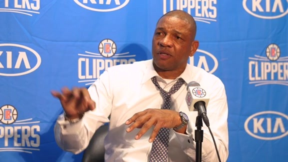 Postgame Sound: Doc Rivers | 03/28/18