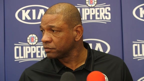 Practice Chat: Doc Rivers | 04/02/18
