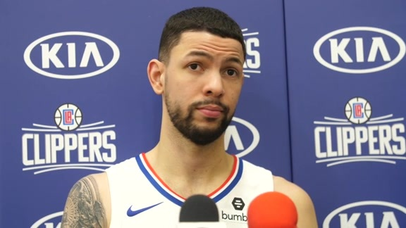 Practice Chat: Austin Rivers | 04/02/18