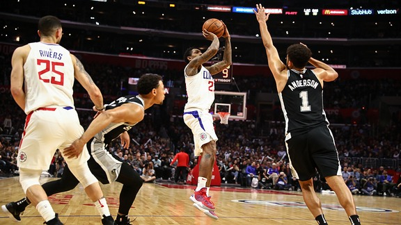 Clippers vs Spurs Full Highlights | 04/03/18