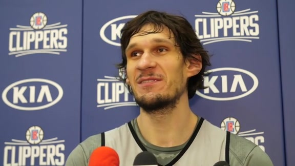 Practice Chat: Boban Marjanovic | 04/11/18