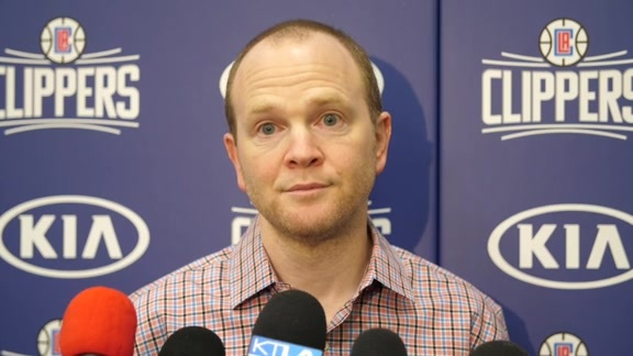 Exit Interviews: Lawrence Frank | 04/12/18