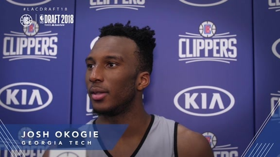 Draft Workouts: Josh Okogie - 06/17/18
