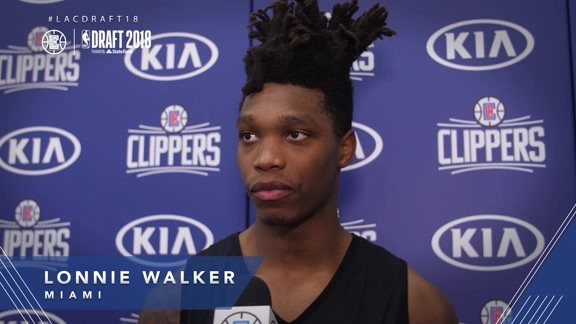 Draft Workouts: Lonnie Walker - 06/17/18