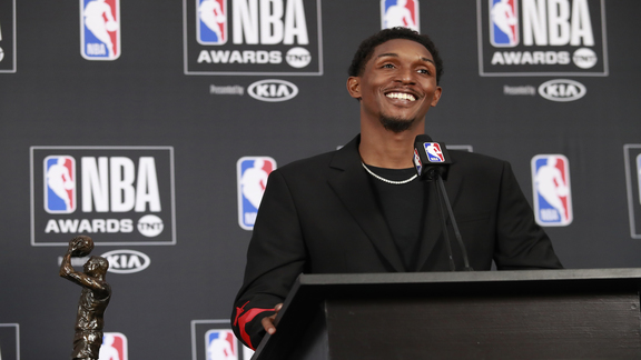 2018 Kia 6th Man of the Year Lou Williams