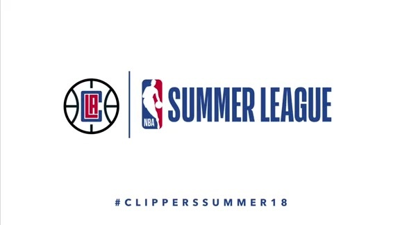 LA Clippers Summer League Practice Recap