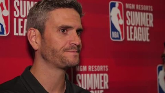 Postgame Sound: Coach Casey Hill | 07/06/18
