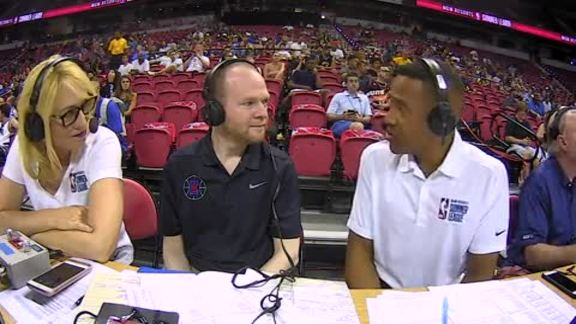2018 Summer League: Lawrence Frank Interview