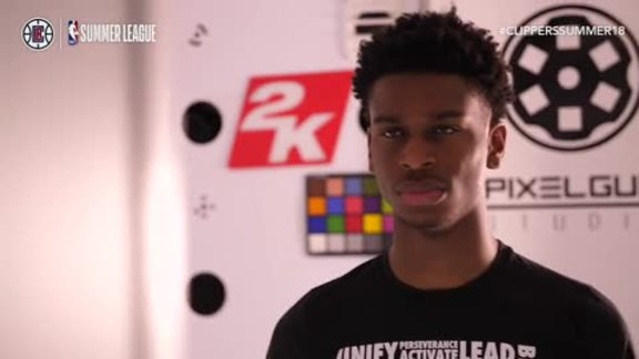 Shai & Sindarius visit the 2K Studio
