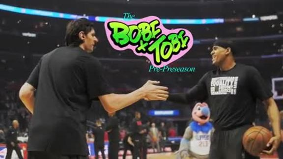 Bobi + Tobi Ep. 1 | The Pre-Preseason