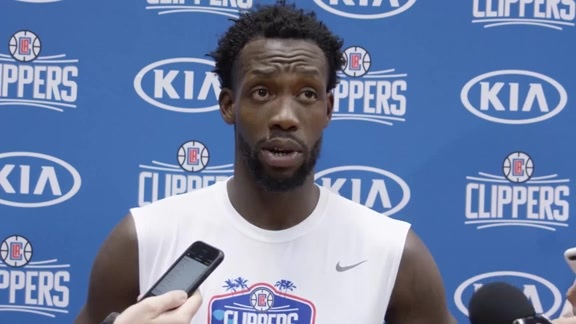 Patrick Beverley Media Availability | September 26