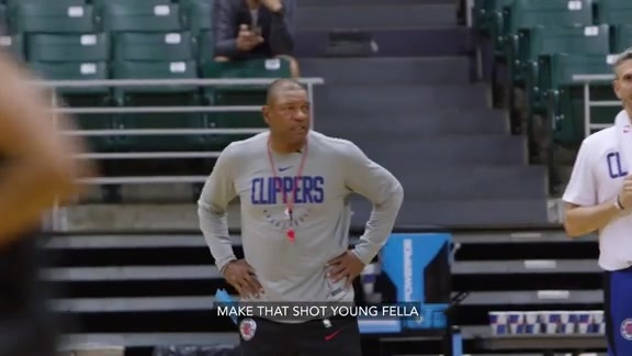 Doc Rivers Mic'd Up | 2018 Training Camp
