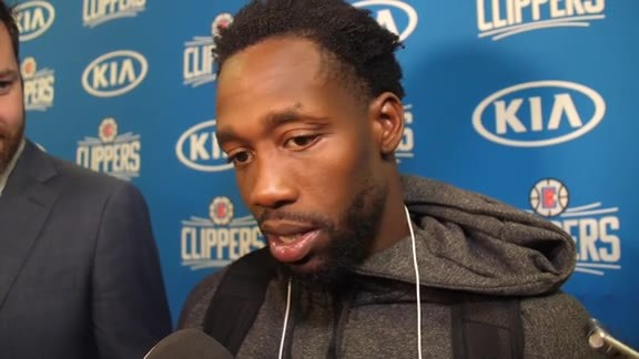 Patrick Beverley Postgame Sound | September 30th
