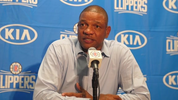 Post-Game Sound | Doc Rivers (10.03.18)