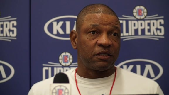 Practice Chat: Doc Rivers (10.05.18)