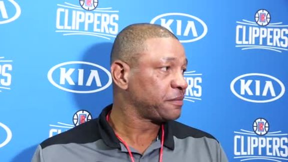 Media Availability | Doc Rivers (10.08.18)