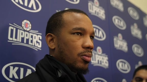 Media Availability: Avery Bradley (10.15.18)