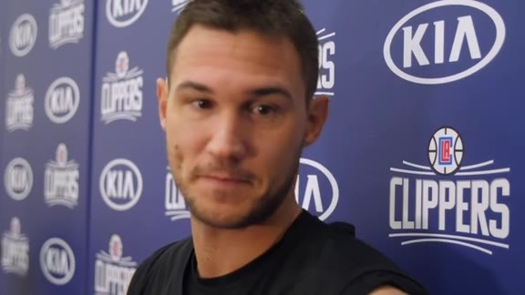 Media Availability: Danilo Gallinari (10.15.18)