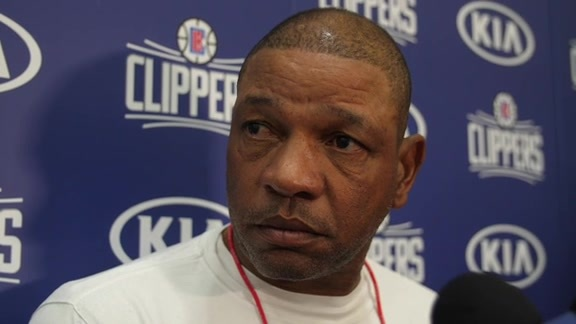Media Availability: Doc Rivers (10.15.18)