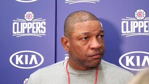 Practice | Doc Rivers (10.16.18)