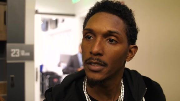 Post-Game Sound | Lou Williams (10.21.18)