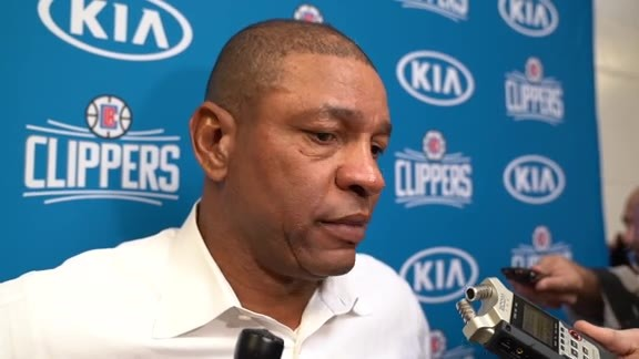 Post-Game Sound | Doc Rivers (11.01.18)